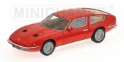 Maserati Indy rouge Rouge 1/43