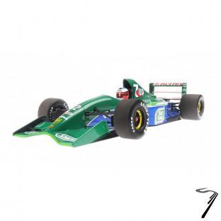 Jordan 191 GP Belgique - 1er GP  1/18