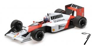 Mac Laren MP4/5 -Champion du Monde   1/18