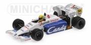 Toleman TG 183B 2ème GP Monaco  1/18