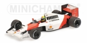 Mac Laren Honda MP4-5 B - Champion du monde  1/43