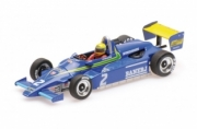 Ralt RT3 Toyota 1er Formule 3 Thruxton - 13 novembre  1/43