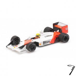 Mac Laren MP4/4 - 1er GP Hongrie  1/43