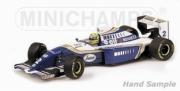 Williams FW16  GP Brésil  1/43