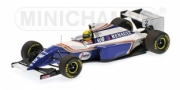 Williams Renault FW16 GP Pacific  1/43