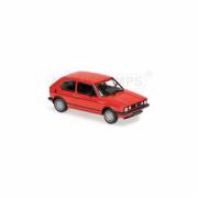 Volkswagen . GTI Red 1/43