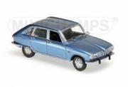 Renault . Bleu Clair Metallisé 1/43
