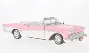 Buick . convertible pink 1/18