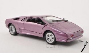 Lamborghini . lilas 1/24