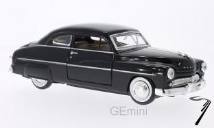 Mercury . coupé noir 1/24