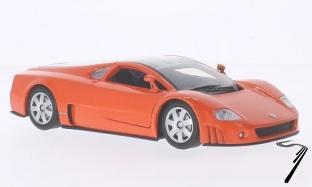 Volkswagen . Nardo orange métallisé 1/24