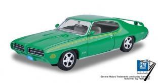 Pontiac . Judge vert 1/24