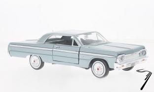 Chevrolet . bleu métallisé 1/24