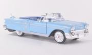 Chevrolet . convertible light blue 1/24