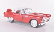 Ford . rouge/blanc 1/24