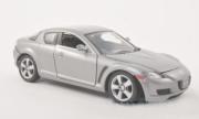 Mazda . argent 1/24