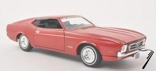 Ford Mustang Sportsroof rouge Sportsroof rouge 1/24