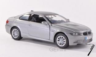 BMW . E92M gris métallisé 1/24