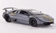 Lamborghini . LP670-4 SV metallic grey 1/24