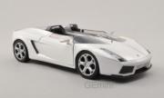 Lamborghini Concept S white Concept S white 1/24