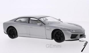 Lamborghini . gris métallisé 1/24