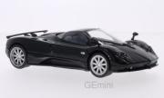 Pagani Zonda F black / carbon F noir carbonne 1/24