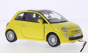 Fiat . jaune 1/24