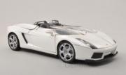 Lamborghini Concpet S metallic white Concpet S metallic white 1/18