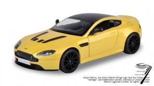 Aston Martin V12 Vantage S jaune Vantage S jaune 1/24