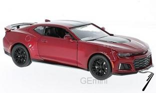 Chevrolet Camaro ZL1 rouge ZL1 rouge 1/24