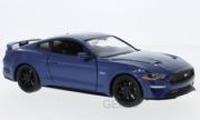 Ford . GT bleu métallisé 1/24