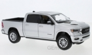 Dodge . 1500 Crew Cab Laramie argent 1/24