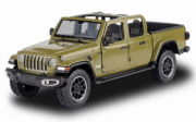 Jeep . Overland Soft Top Olive - Echelle 1/27 1/24