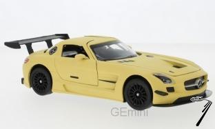 Mercedes SLS AMG GT3 Beige AMG GT3 beige 1/24