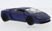 Lamborghini Gallardo LP 560-4 Bleu Mat LP 560-4 Bleu mat 1/24