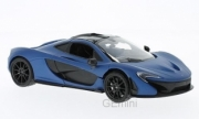 Mac Laren P1 matt blue P1 matt blue 1/24