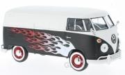 Volkswagen . noir mat/blanc mat 1/24