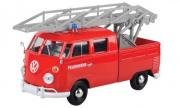 Volkswagen . Pompier 1/24