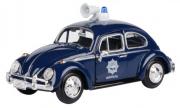 Volkswagen . Police Bleu foncé 1/24