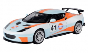 Lotus Evora GT4 Gulf GT4 Gulf 1/24
