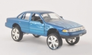 Ford Victoria tuning blue with flamming tuning blue with flamming 1/24