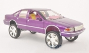 Chevrolet Caprice tuning purple tuning purple 1/24