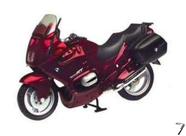 BMW R1100RT Rouge  1/18