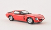 Alfa Romeo . red 1/43