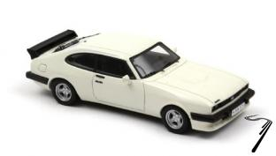 Ford . III Turbo blanc 1/43