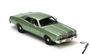 Dodge . vert métallisé 1/43