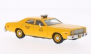 Dodge . Taxi New York city 1/43