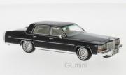 Cadillac . Brougham, noire 1/43