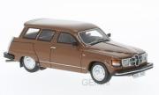 Saab . GL marron 1/43