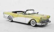 Buick . Cabriolet jaune 1/43
